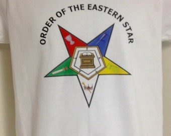 Order of the Eastern Star shirt