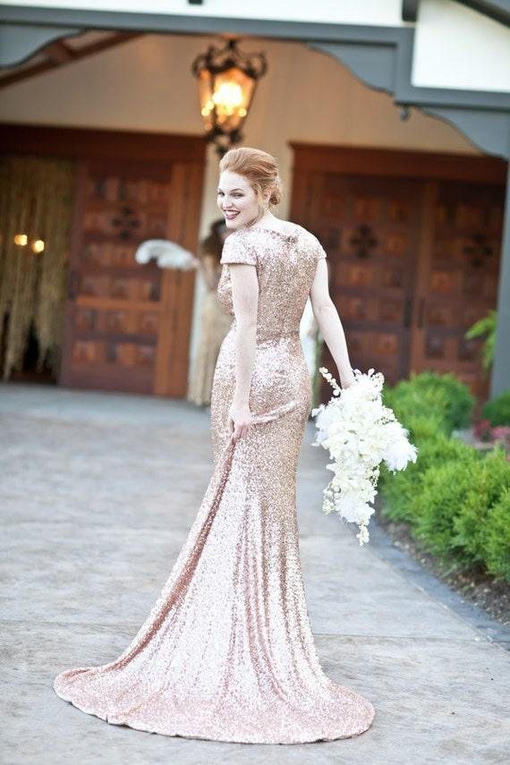 Hollywood Wedding Dresses