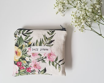 Lady Purse - Feminine Product Storage - Period / Personal Pouch