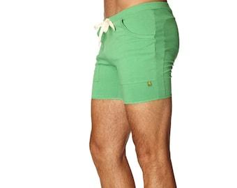 Mens Transition Yoga Shorts