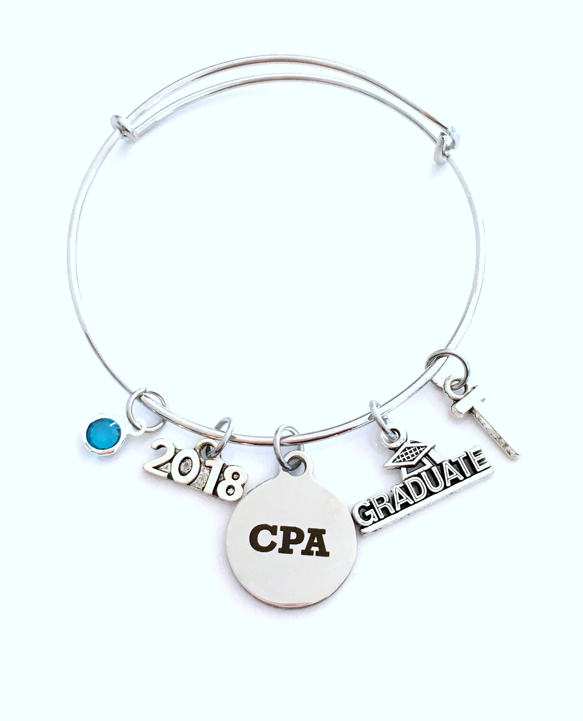 student message motivation inspirational chase gift bracelet cuff dreams your graduation stude products metal