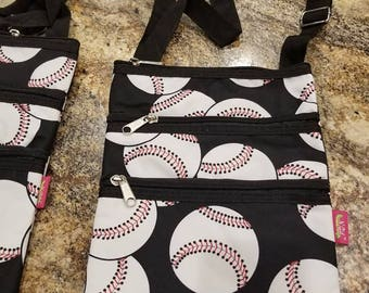 Strapped, Baseball Sports Bag