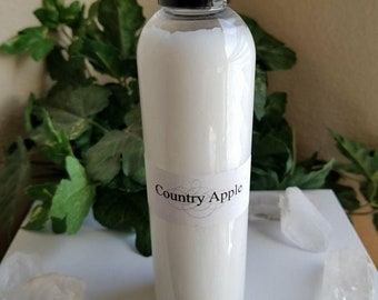 All Natural Country Apple Lotion 8 oz