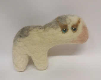 Animal made of Felt