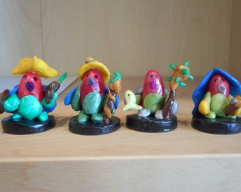 Penguin Adventuring Party