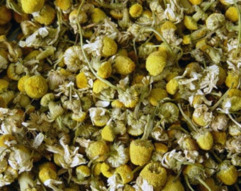 Chamomile Flowers, Dried Flowers, Matricaria chamomilla