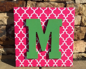 Gorgeous Initial wall decor