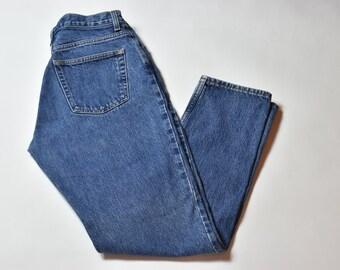 Vintage Blue GAP Classic Denim Jeans