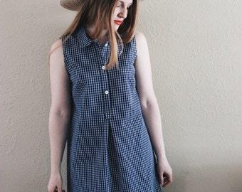 Sleeveless Pullover Dress - CUSTOM ORDER