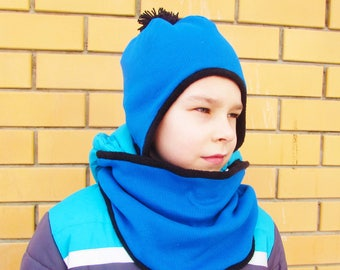 Warmer Cap for kids and adult,Beanie,Hat Pattern,Winter Hat,for Men or Boys Hat,Hat Ski Snowboard,Cap Polar Fleece,,Polar Cap,Cap with ears