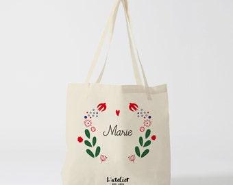 W31Y Tote bag custom, bag canvas tote bag bridesmaid, Bridal wedding, Tote Bag, tote bags custom, tote bag evjf