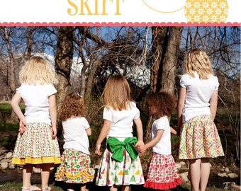 Addie Jo Skirt Pattern
