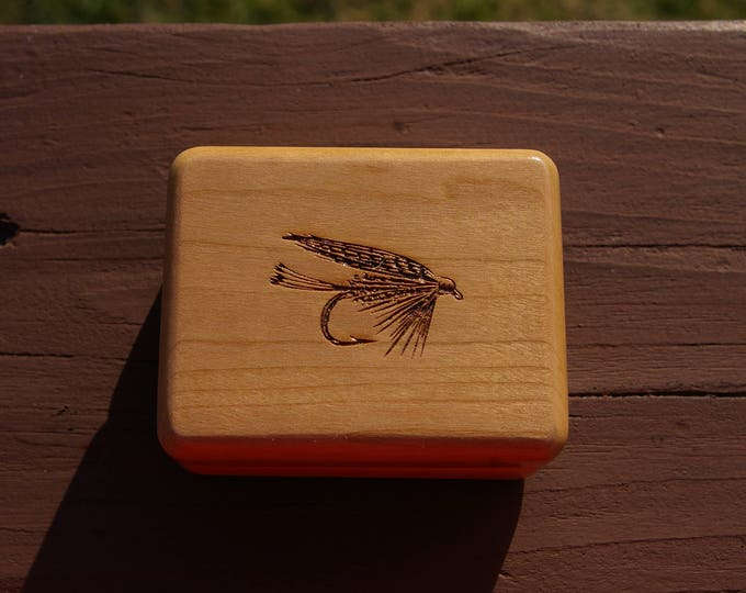Small Fly Box