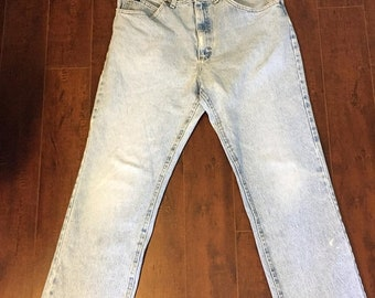 Closing Shop SALE 80s 90s LEE jeans, high waisted jeans,  W 36 waist jeans