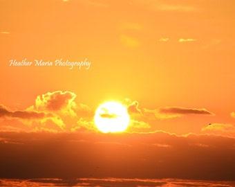 Sunshine makes your soul shine, sunrise fine art photography