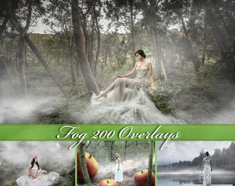 200 Fog Overlays Fog Photoshop Overlays Fog Overlay Fog Clipart Fog Photo Overlays Mist Photo Overlays Mist Overlays Smoke Overlays Fog PNG