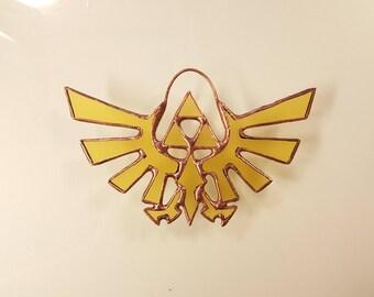 Hyrule Crest Ornament