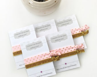 Will You be my Bridesmaid Proposal Bridesmaid Proposal Card d3960eded62