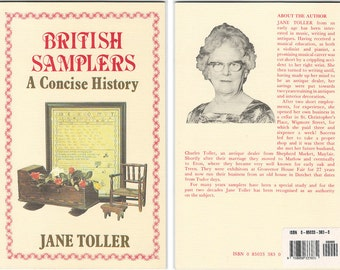 British Samplers: A Concise History by Jane Toller