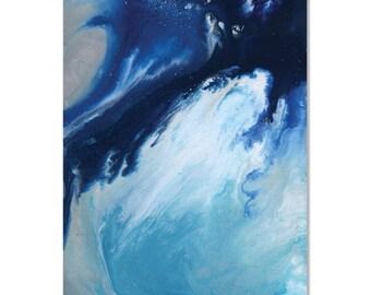 Big Blue - A3 Art Print | Made in Australia