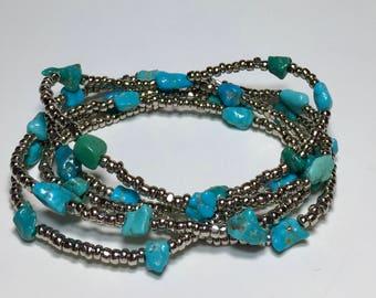 Necklace or Multi-Strand Bracelet