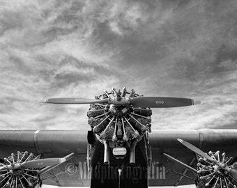Aviation Art, Airplane Propeller, Aviation Decor, Aviation Gifts, Airplane Prints, Aviation Prints, Aircraft Art, Plane Art, Office Art