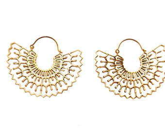 Hollow Wing Earrings #85