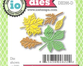 Impression Obsession Leaves set dies (PICK ONE)