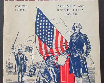 The Pictorial American History Volume 3, by C W Airne