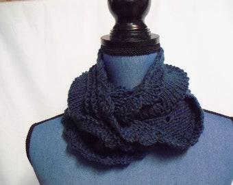 knit women's cowl  CS1248