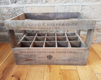 Champagne Crate 15 bottle holder