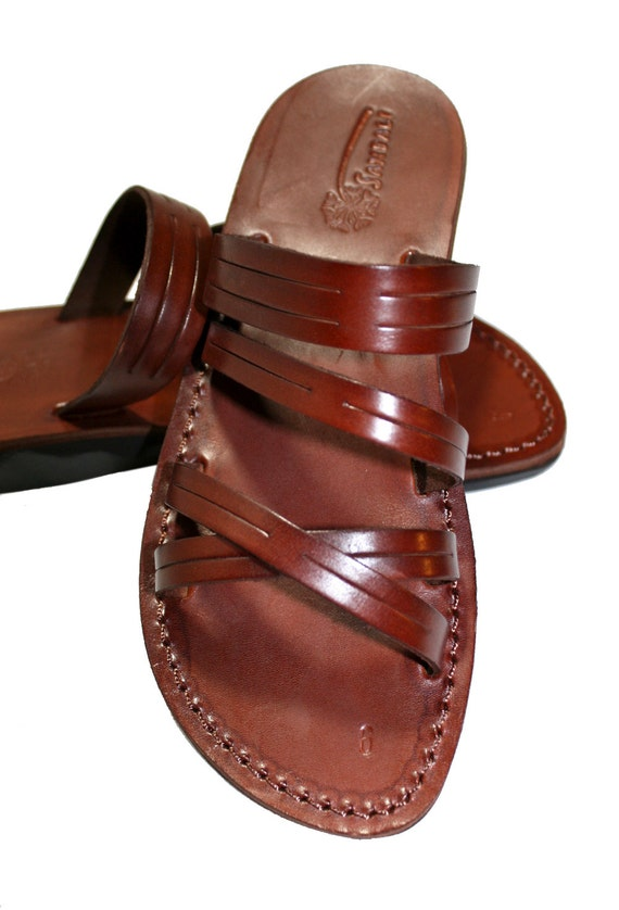 e5d91e940f5f84 ... Sandals Flip Sandals Leather Swing Flop Men Sandals Sandals Sandals For  Genuine Jesus Unisex Handmade Leather ...