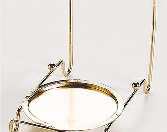 Cup and Saucer Holder for 4.5 Inch Saucer