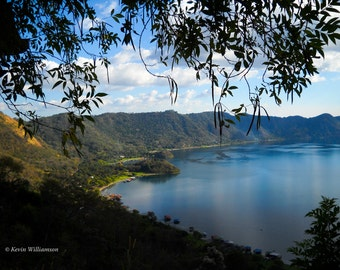 Lake Atitlan Guatemala—Photo Print or Canvas Gallery Wrap
