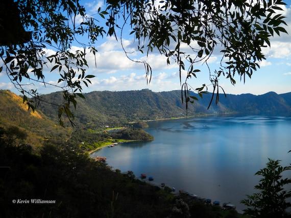Lake Atitlan Guatemala—Photo Print or Canvas Gallery Wrap