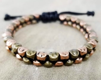 6mm Copper and Bronze