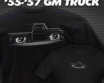 T-Shirt 1955-1957 Chevy / GMC Truck 55 56 57