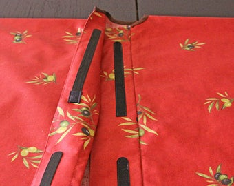 Umbrella Opening : Upgrade Any of the Umbrella Hole Tablecloth  with an Opening -