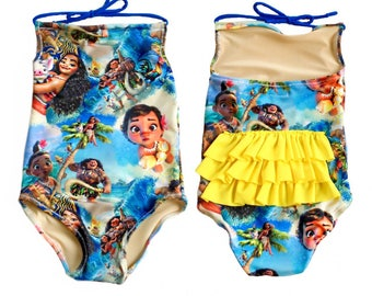 Limited Edition Girl of the Sea Swimsuit
