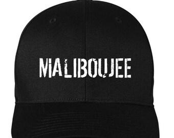 Maliboujee adjustable hat