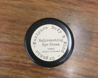 Rejuvenating Eye Cream- 100% Organic