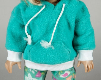 "Handmade Doll Clothes - Weekend Wear Goes Wild - Fits 18"" Dolls Like American Girl and Similar"
