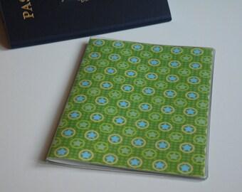 Green Passport Cover, Passport  Sleeve, Case, Holder