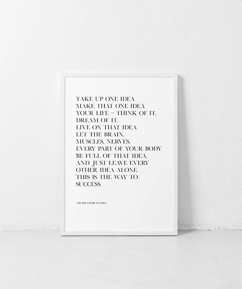 Custom Quote Prints Custom Quote Poster Custom Made Song Lyrics Art Print