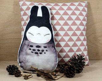 Buuni - Tomodachi Island DECORATIVE Bunny CUSHION Pillow PLUSH Home Wear and Kids Soft Toy