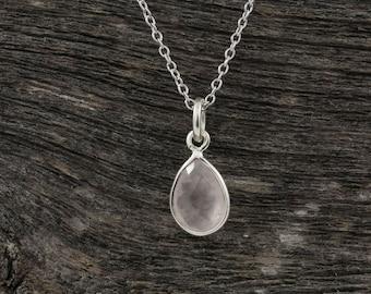 Rose Quartz Spirit Stone Necklace