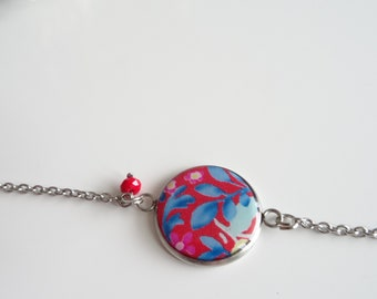 Resin spring bracelet