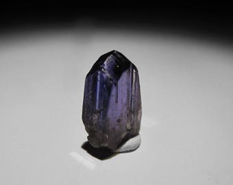 Tanzanite Terminated Crystal 6.8 ct