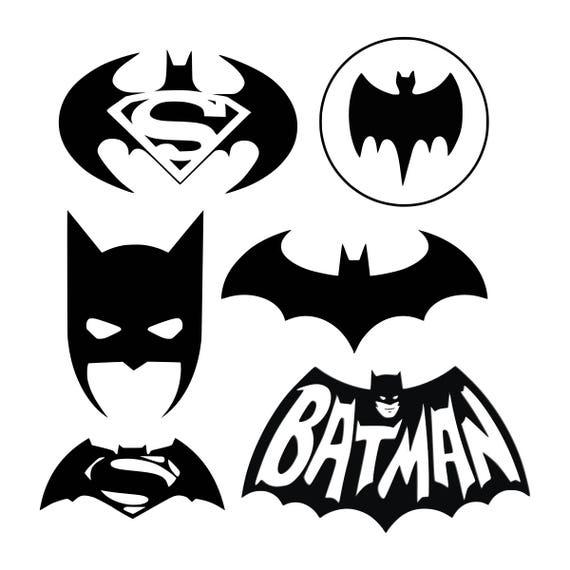Batman svg unique batman design svg batman car decal vinyl