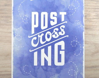 PostCrossing Postcard